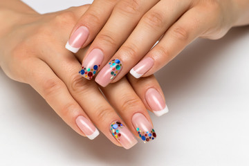 Discover A Variety Of The Best Nail Designs For Wedding Guest